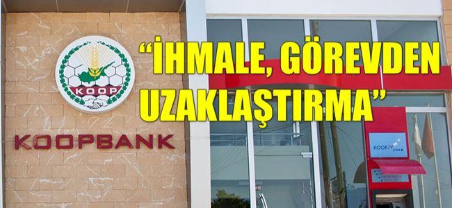 KOOP BANK tan soygunla ilgili açıklama