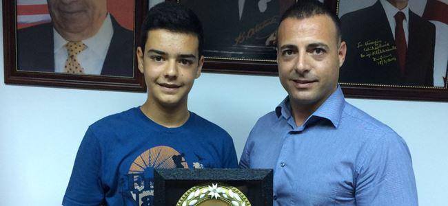 Cahitoğlu şampiyonu kabul etti