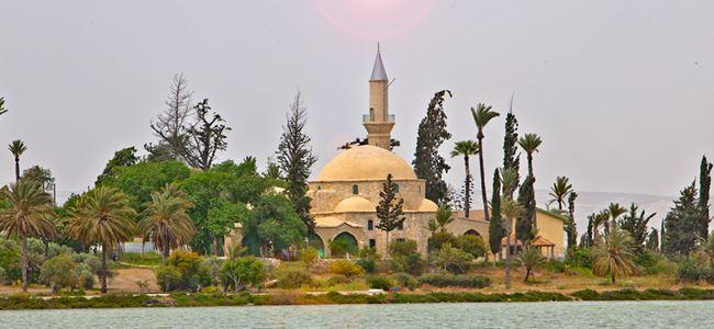 Bin kişilik kafile Hala Sultan'a gidecek