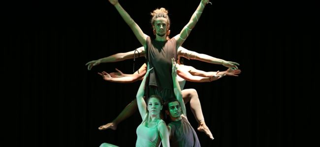 """""""Dans Fest 2014"""" büyüledi"""