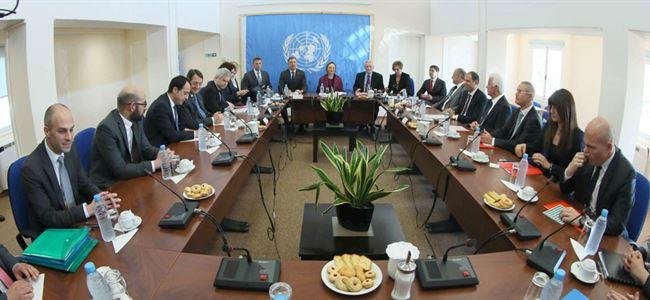Güney Kıbrıs siyasi partileri müzakereler konusunda endişeli