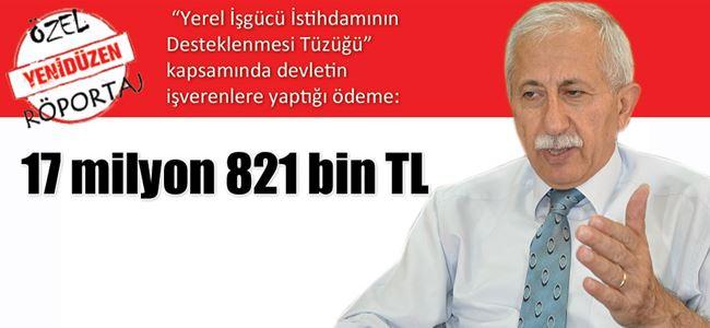 Çalışma Bakanı Aziz Gürpınar YENİDÜZEN'e konuştu (2)
