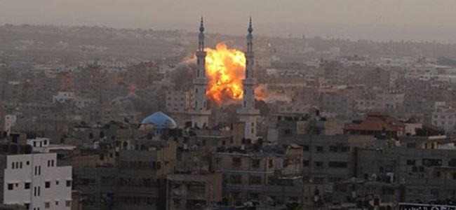 Türkiyeden Gazze'ye 8 milyon 53 bin 893 Dolar Yardım
