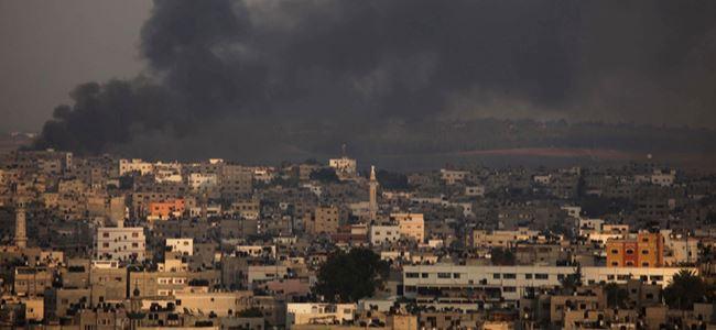 İsrail uçaklarının son hedefi İslam Üniversitesi
