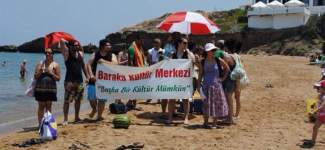 """""""Beleşe Deniz"""" eylemi BUGÜN"""