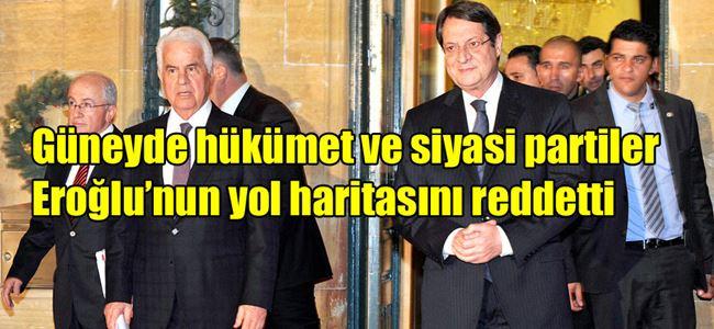 Eroğlu Downer Belgesini reddetti