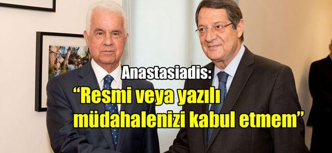 Kıbrıs sorununa Washingtondan MÜDAHALE