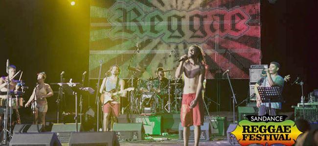 3. Sandance Reggae Festivali başlıyor