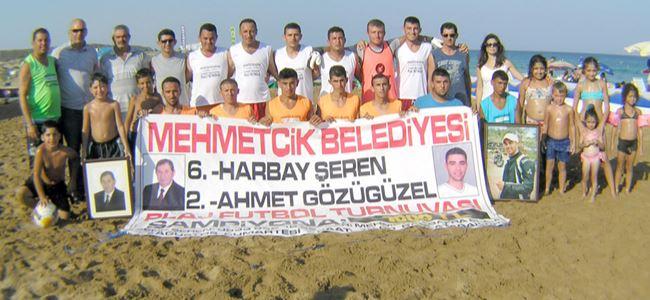 Şampiyon Bafra Cengiz Çınar
