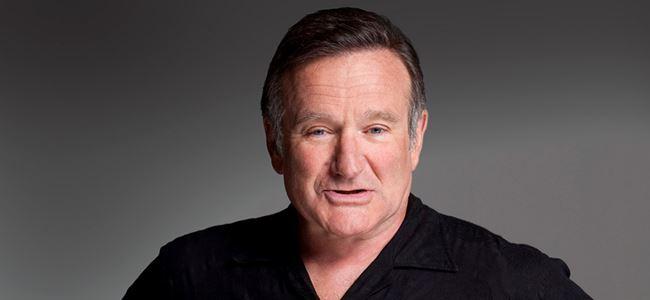 Robin Williams öldü
