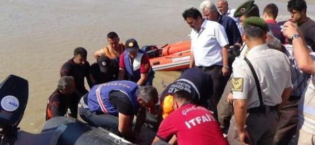 Denizde kaybolan genç, 36 saat sonra kurtarıldı