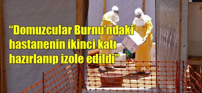 Ebola virüsü konusunda bilgi verildi