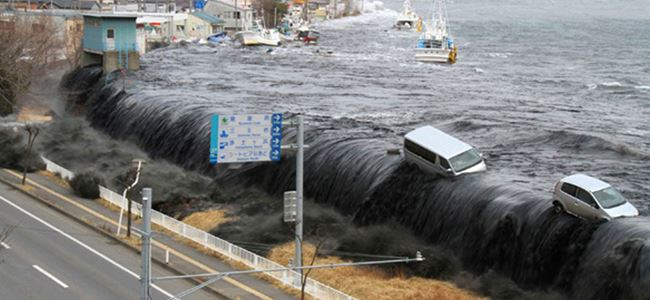 """Kıbrıs da tsunami riski altında"""