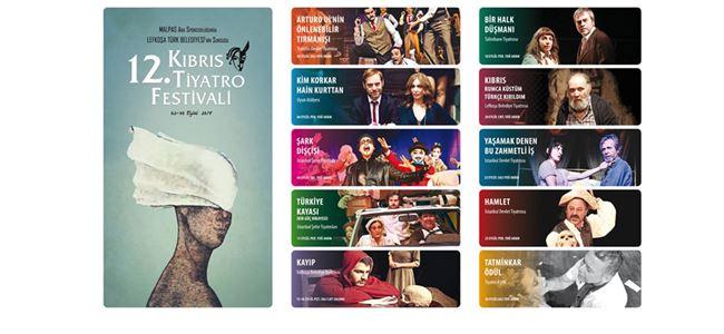 Tiyatro Festivali BAŞLIYOR
