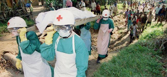 Batı Afrikadaki Ebola salgını büyüyor