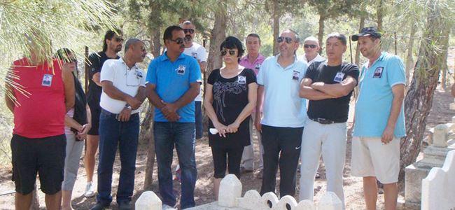 Osman Solkanat ölüm yıldönümünde anıldı