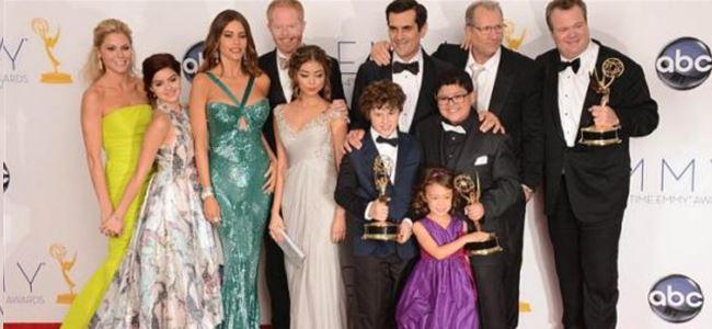 Modern Family yine Emmyyi kaptı