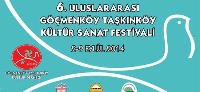 Göçmenköy Taşkınköy Kültür Sanat Festivali başlıyor