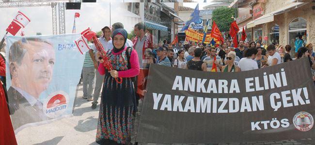 TC Cumhurbaşkanı Erdoğan, geldi, geçti