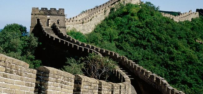 Çin Seddi koruma altına alınıyor