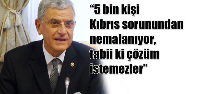 Türkiyenin AB Bakanı Bozkırdan çarpıcı açıklama