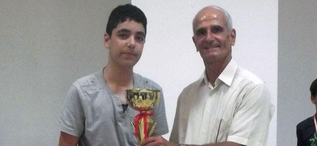 Yıldırım Satranç Turnuvası Ağdelen'in