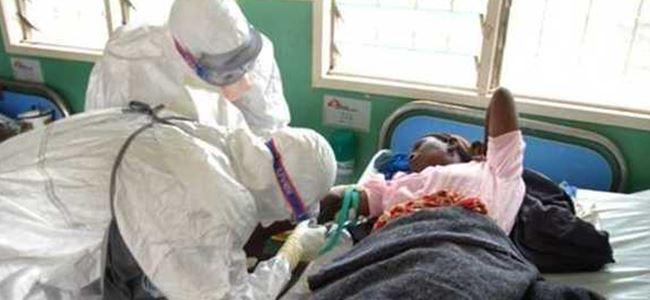 Karantinadaki Ebola hastası aç kaldığı için kaçtı