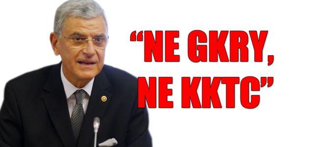 Bozkır, Kıbrıs müzakerelerini değerlendirdi