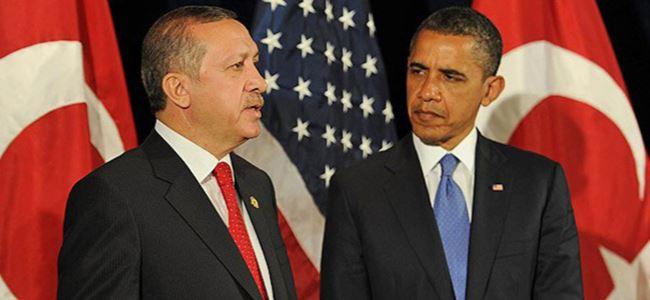 Obama Erdoğan ile görüştü