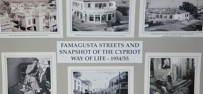 """""""1954-1955 Kıbrıs'tan Yaşam Manzaraları"""""""