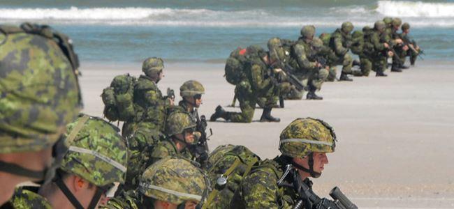 Kanada, Iraka asker gönderecek