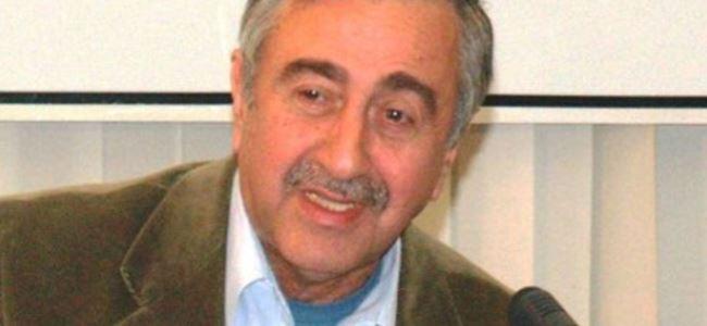 Kathimerini Gazetesi Mustafa Akıncı ile söyleşi gerçekleştirdi