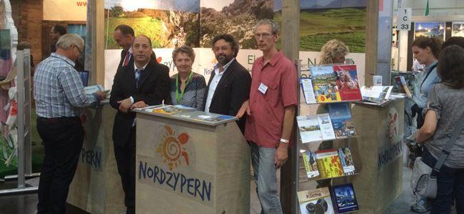 """Kuzey Kıbrıs """"Tour Natur 2014""""de temsil edildi"""