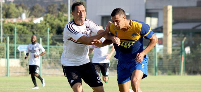 Girne'de gol sesi çıkmadı: 0-0