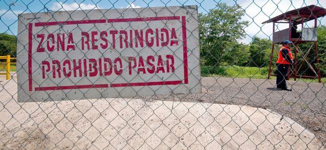 Nikaraguaya meteor düştü!
