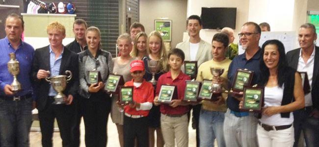 Garabli Bulgaristan'da şampiyon