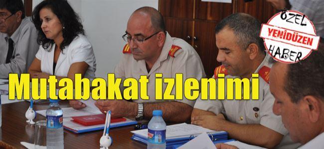 ASKERLİK YİNE MASADA