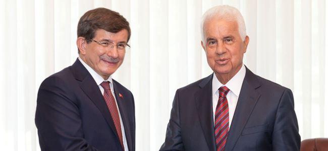 Davutoğlu, Cumhurbaşkanlığı'nda