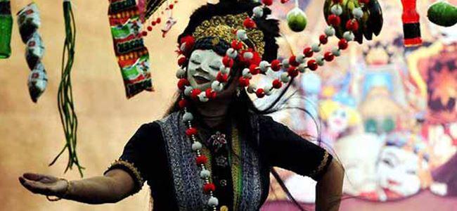 Uluslararası Maske Festivaline ilgi büyük