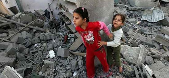 Gazze yaralarını sarmaya çalışıyor