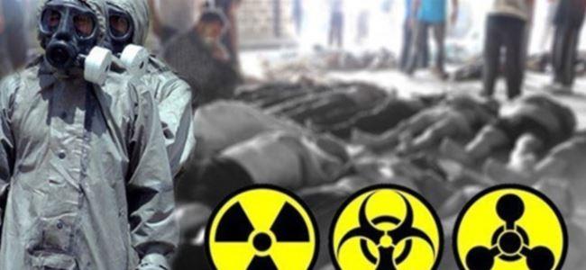 Suriyede yeni kimyasal tesisler ortaya çıktı