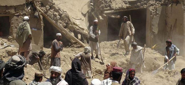 Afganistanda çatışma: 70 ölü