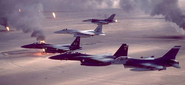 Hava saldırısında 12 sivil hayatını kaybetti.