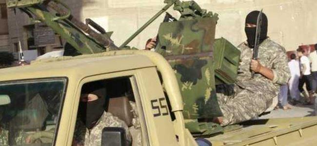 Kobani çevresinde IŞİD hedefleri vuruldu