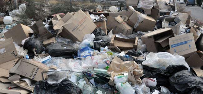 Sanayi'nin bitmeyen çilesi, çöpler…