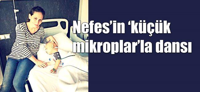 4 yaşında küçük Nefes,  Ankara'da  ameliyat oldu