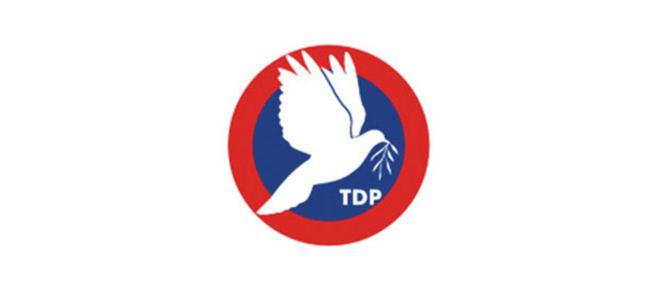 TDP, LTB ara seçiminde 87 bin 874 TL harcadı