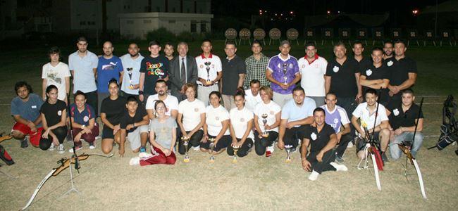 BRT Okçuluk Kupası yapıldı
