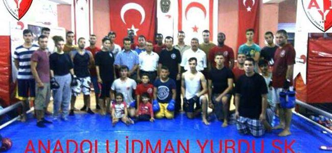 Anadolu İdman Yurdu genel kurulu yapıldı
