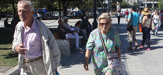 Avrupanın en yaşlısı Yunanistan